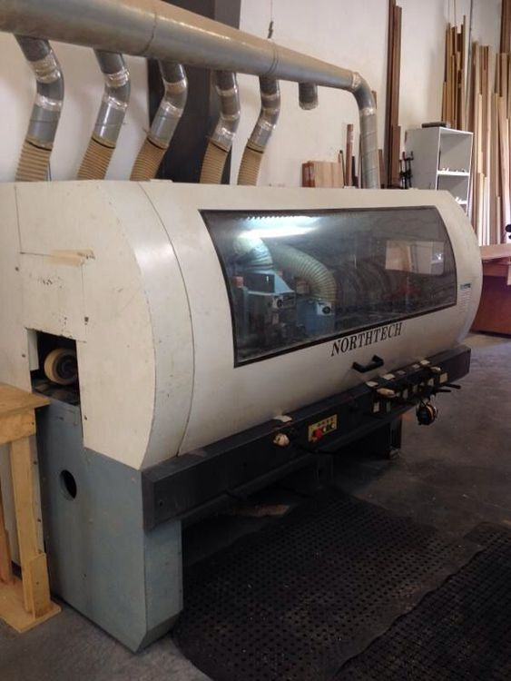 Leadermac, Northech 623, Feed through Moulder