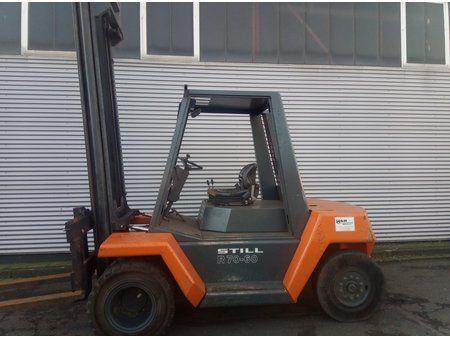 Still R70-60 6000 kg
