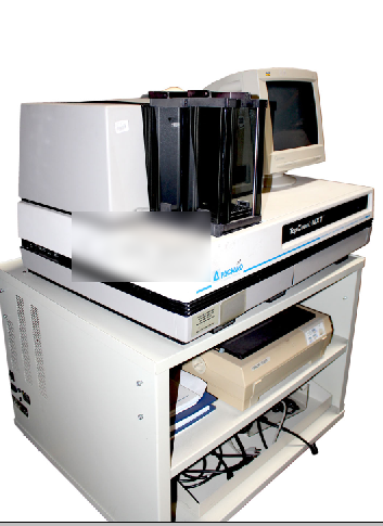Hewlett Packard Top Count NTX Luminescence and Scintillation Counter