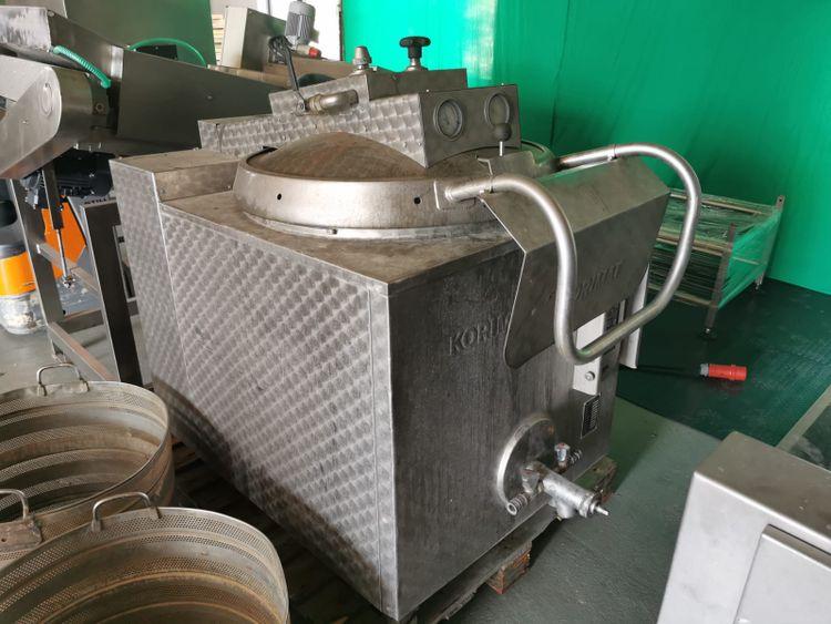 Korimat KA 240 / 2.5 E Stand autoclave