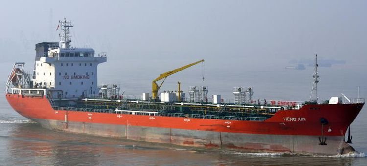 Others Chemical Oil Product Tanker DWT: 13,897.7 MT ON 8.6M