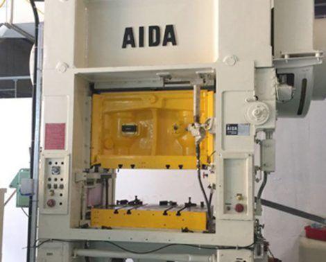 Aida PDA – 125L  High Speed Press 125 Ton