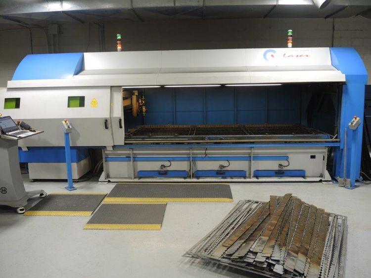 Cy Laser 2DSP3015 LASER FIBER OPTIC LASER