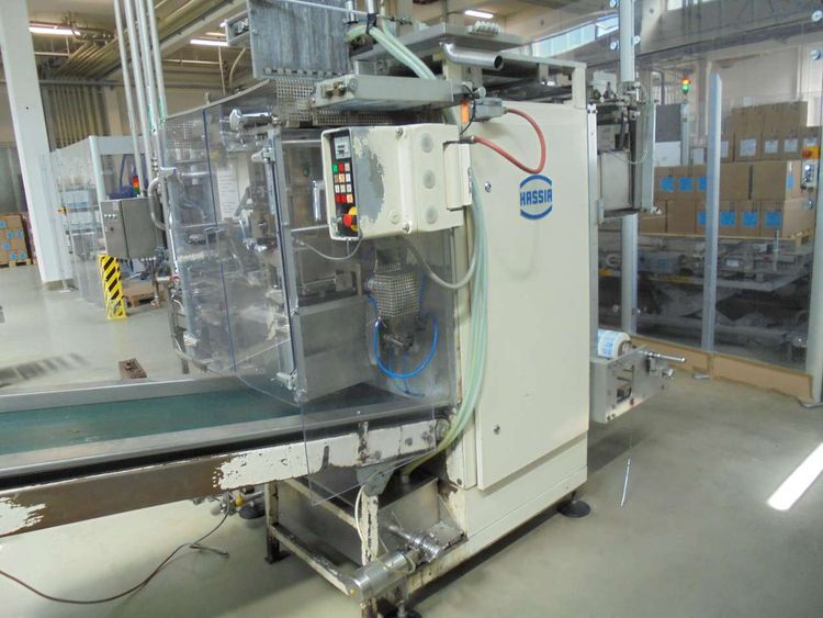 Hassia VFL 18/30  Sealed edge bag machine