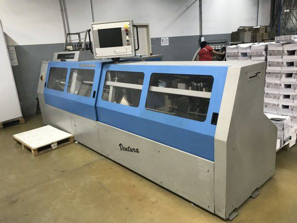 MULLER MARTINI Ventura 3215 Book sewing machines automatic
