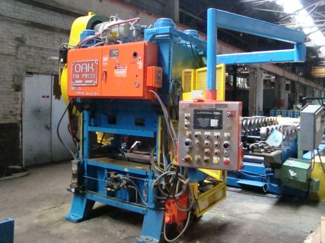 OAK FP2-42 108 FIN PRESS 60 Ton
