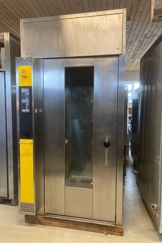 Miwe Roll-in RI 1.0608-TXL Rack ovens