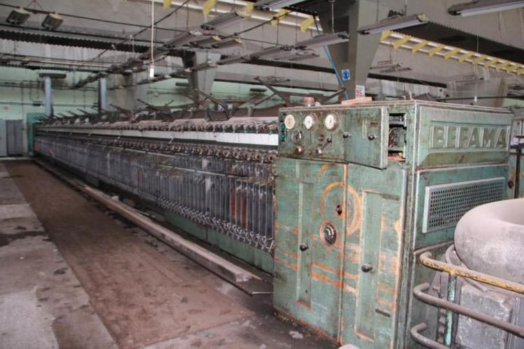 3 Others PG-7A Ring spinning machines