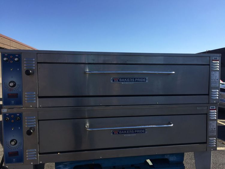 EP Superdeck Series 7 Electric Pizza Oven
