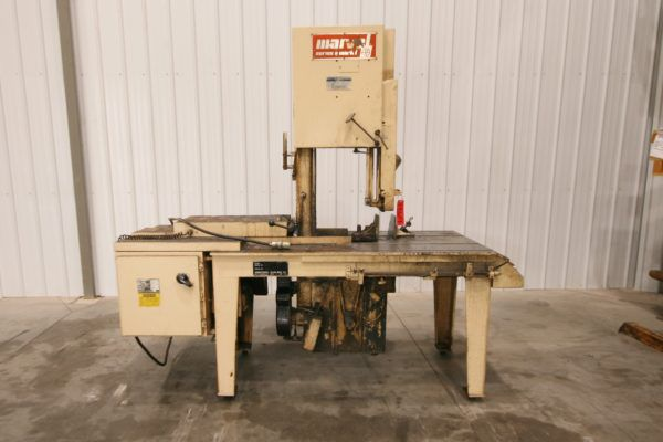 Marvel Series I Vertical Tilt-Frame Saw Semi Auto