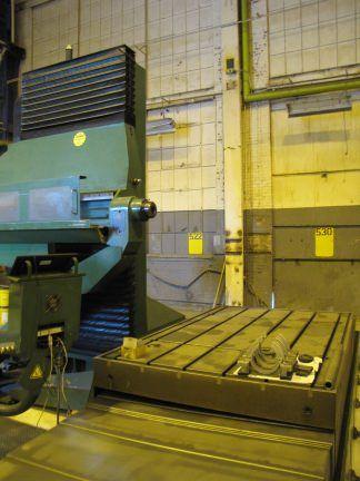 Tarus Bridge TPTCGD-508 CNC 3,400 RPM