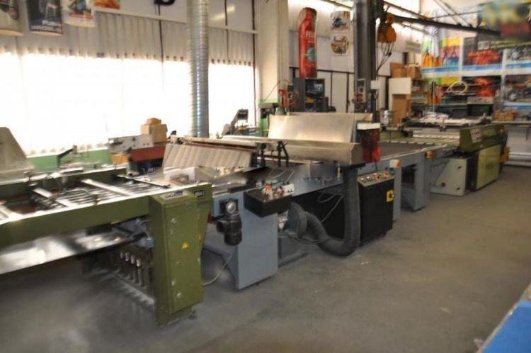 ESC Progress 700 Screen Printing Machine