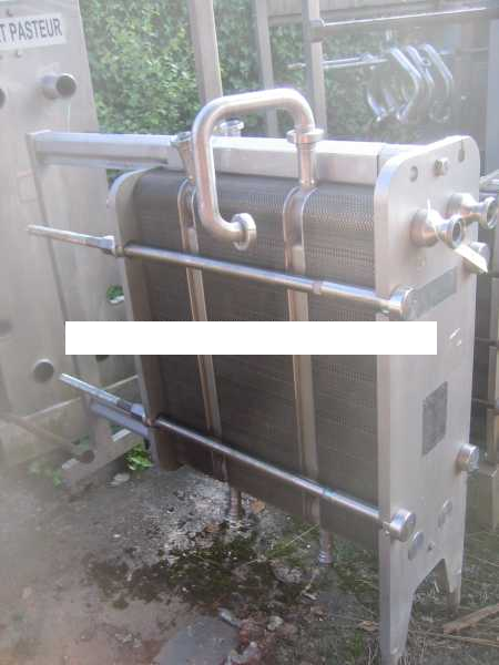 APV H17 Plate Heatexchanger