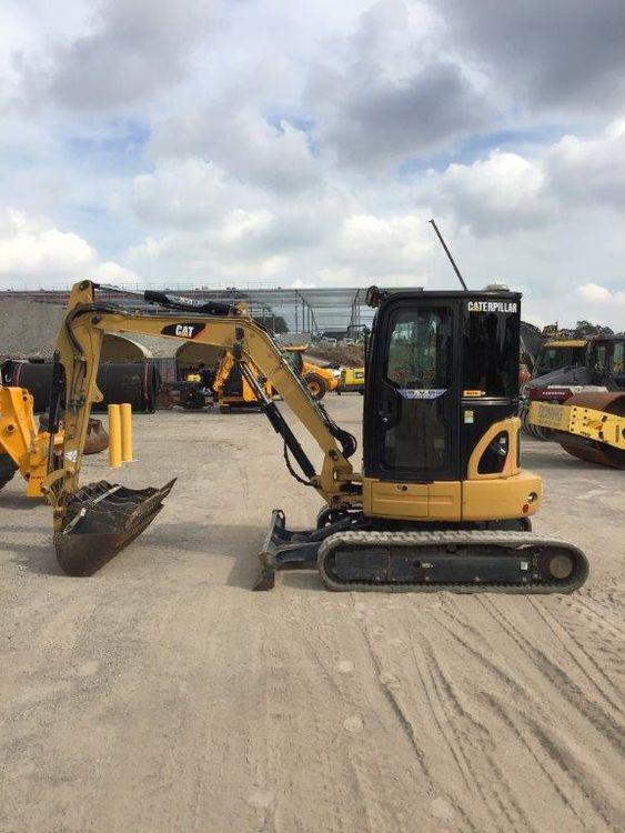 Caterpillar 304D Excavator