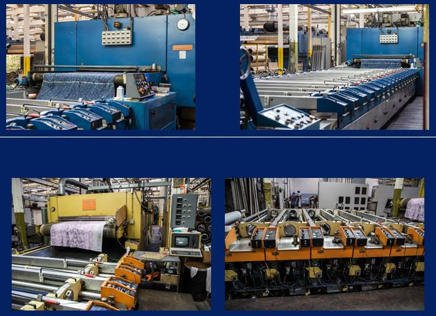 """Zimmer R88/13 64"""" Rotary printing plant"""