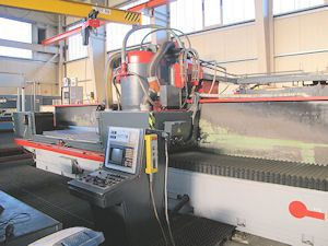Kehren surface grinding  machine – vertical  mod. L 25 S – 8 cnc