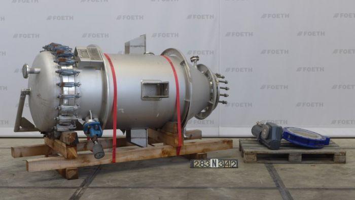 LFC MVDCD 900/1000/13.5/11 - Platen filter