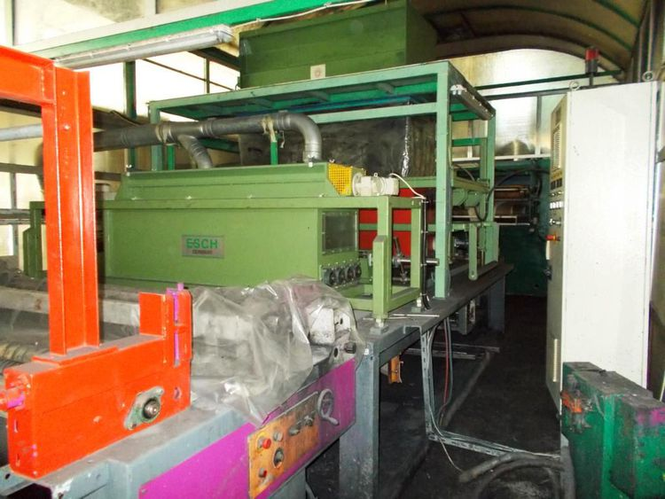 Others OA 4808/500463 Flocculation and flock printing machine