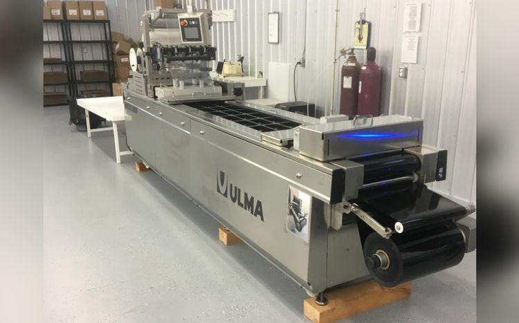 Ulma TFS200 Thermoforming machines