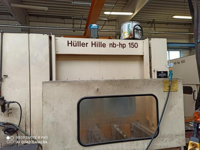 Huller Hüller Hille NB-HP 150 4 Axis