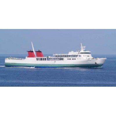 Naikai Car & Passenger Ferry Max. 2334 Ton