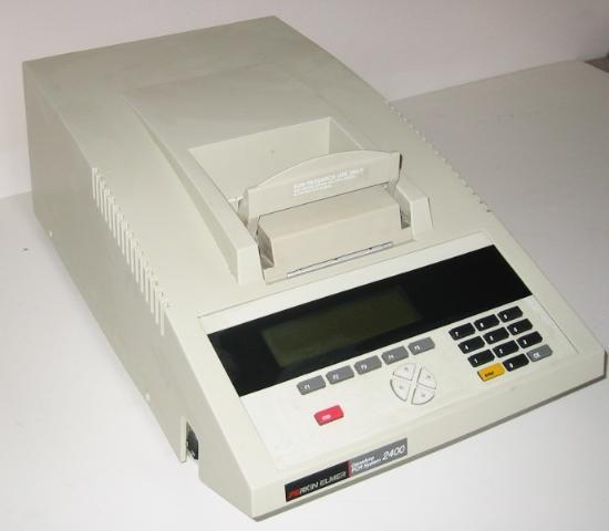 3 Perkin Elmer GeneAmp 2400 PCR Thermal Cycler