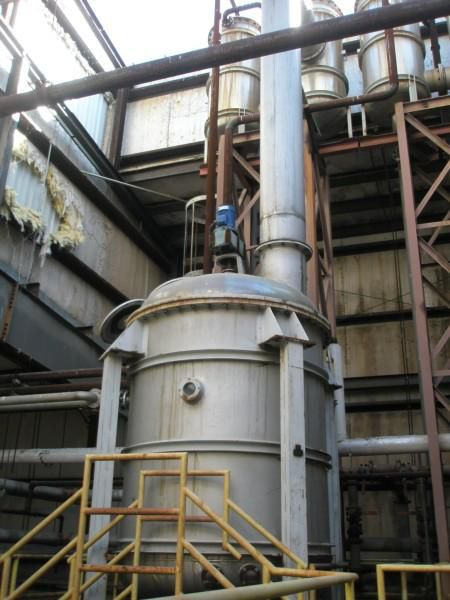 4 Others Alloy Crystallizer 2,000 Gallon