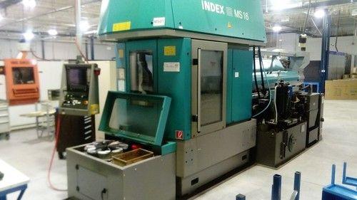 Index INDEX C200-4D 10000 rpm MS16C  2014