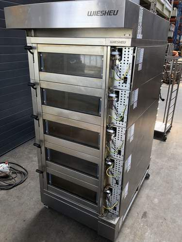 Wiesheu Ebo 68-S Deck oven