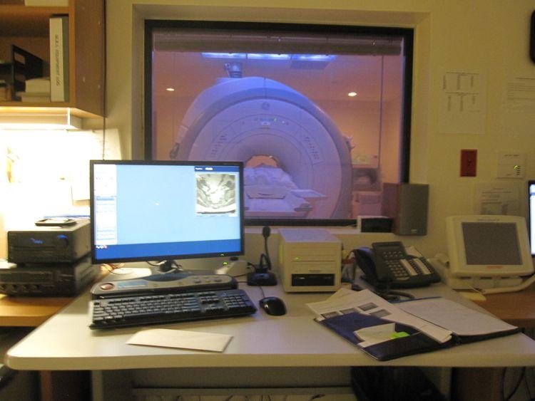 GE Signa 1.5T Excite HDXT MRI