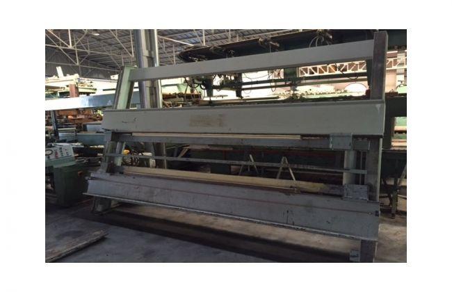 Italpresse LEONARD, Hydraulic vertical clamping machine