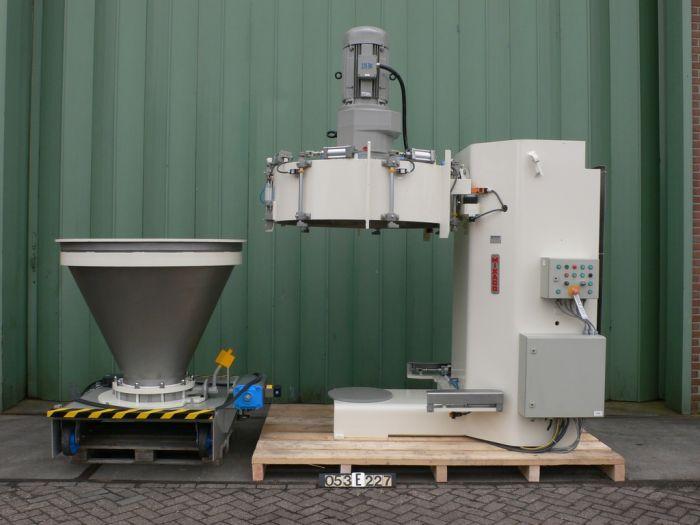 Mixaco CM-1000 S - Cold mixer