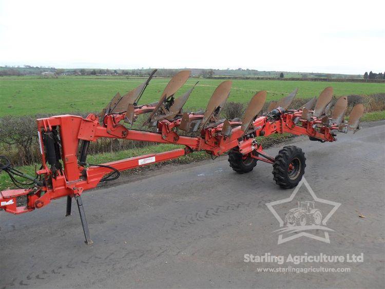 Gregoire Besson 6F Auto Reset Plough