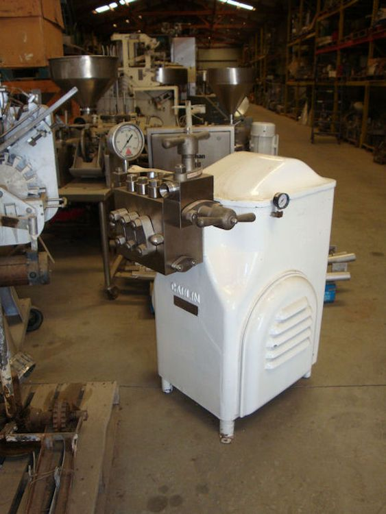 Gaulin 224 HPK3 3PS, Homogenizer