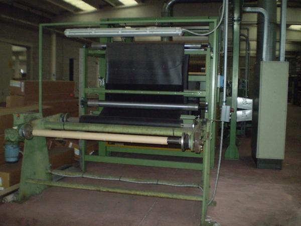 Aletti Sueding machine