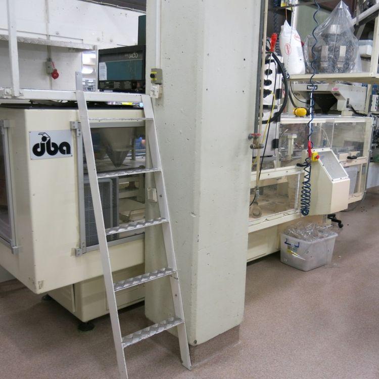 Ciba A08 , Flip Top Box Machine