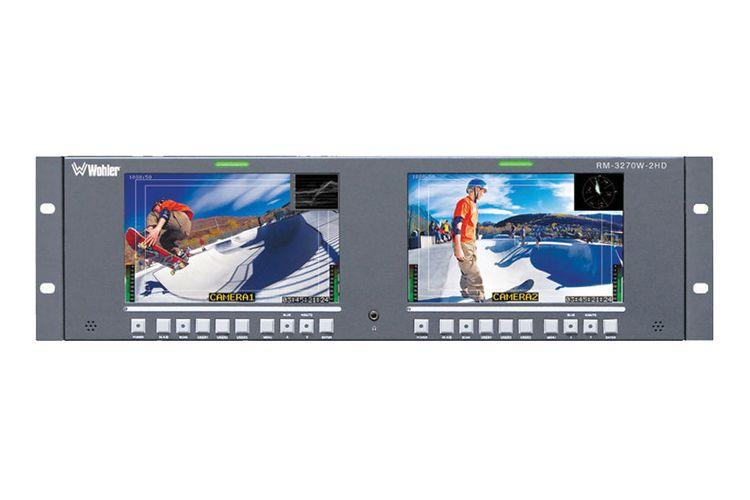Others RM-3270W-HD Widscreen LCD Video Monitor