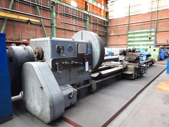 VDF Engine Lathe Variable E16