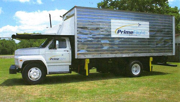 Ford F700, Catering Truck