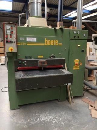 Boere TKS 900, Wide belt sander