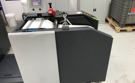 HP Indigo WS6600, Digital press 7 13in