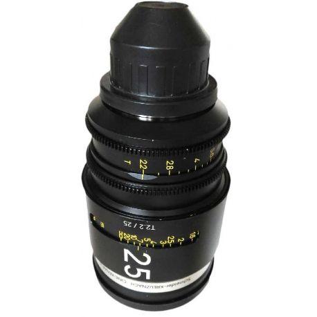 Schneider CINE-XENAR III 25MM / T2.2 PL Metric Lens