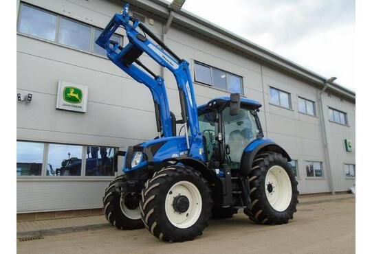 New Holland T6180 Tractor