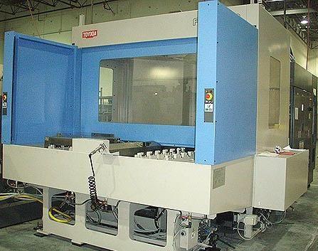 Toyoda FA 800 5-AXIS CNC HORIZONTAL MACHINING CENTER 5 Axis