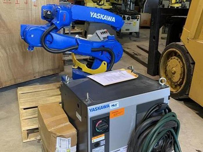 Motoman GP25 CNC 6 AXIS ROBOT WITH YRC1000 CONTROLLER 6 Axis 25.00kg
