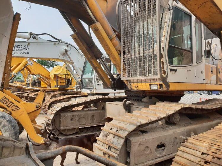 Liebherr R954B Tracked excavators
