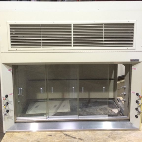 Others Duralab  Benchtop 6 Ft. Chemical Fume Hood Package