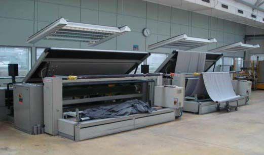Plm impianti Inspection machine