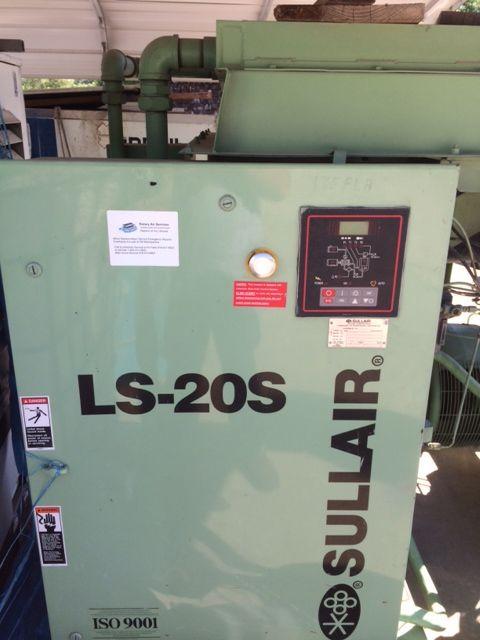 Sullair LS-20S 150hp