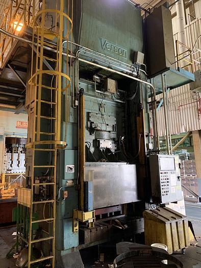 Verson S1-800-72-72 800 Ton